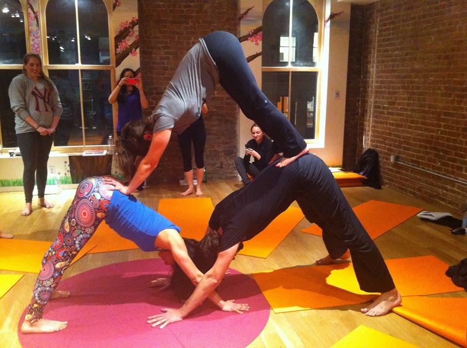 Karma Kids Yoga Children's Yoga Teacher Training - NYC
