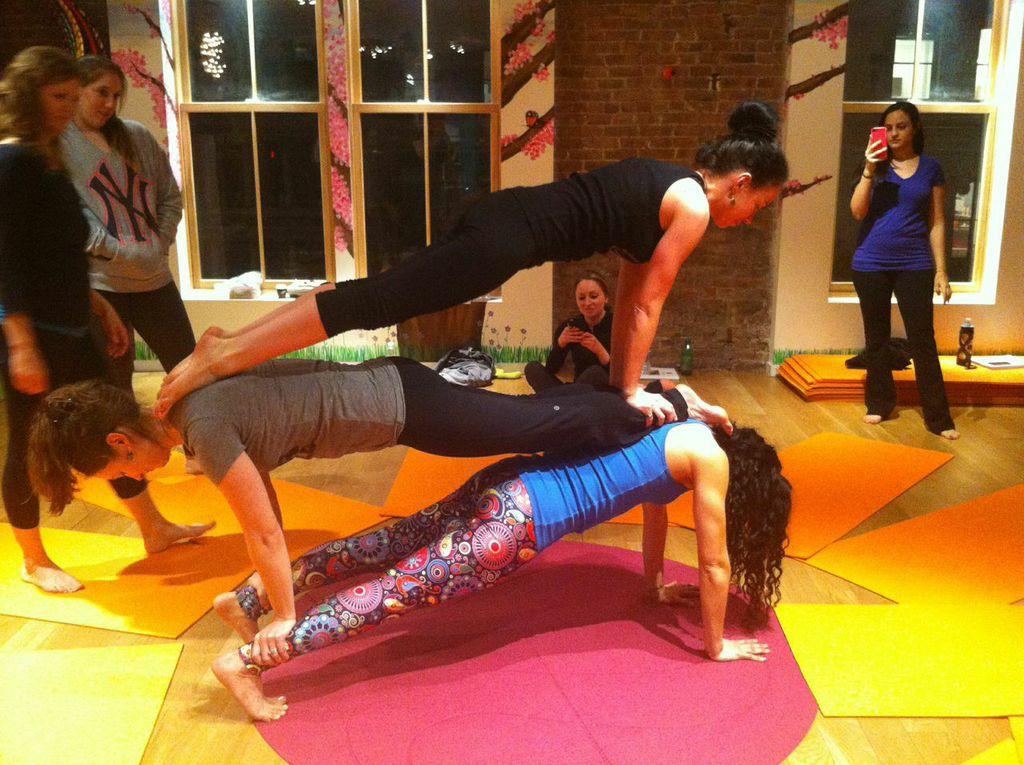 Collaborative Teaching Nyc ~ Karma kids yoga children s teacher training hour