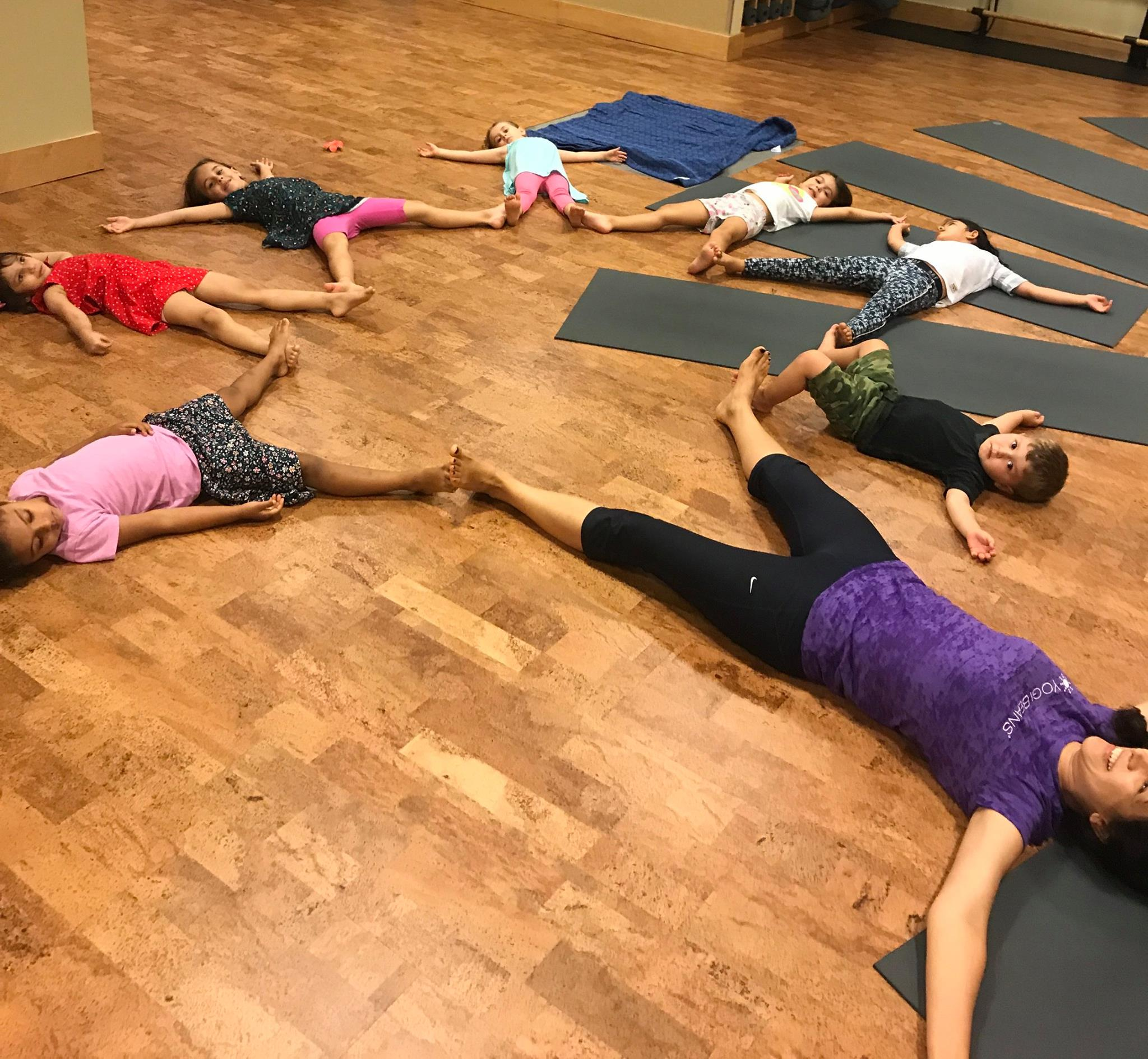 Yogi Beans Core 25-Hour Kids Yoga Teacher Training